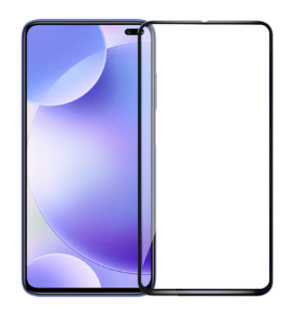 11D Tempered Glass for Poco X2