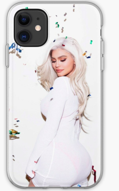 Kylie Jenner iPhone Case & Back Cover