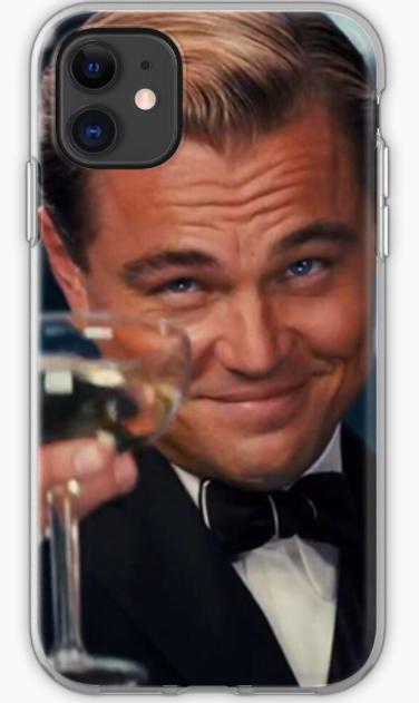 Leonardo Dicaprio iPhone Case & Cover