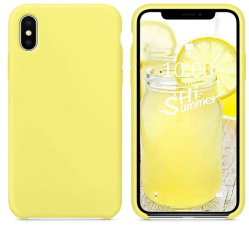 Silicone Case Compatible With Iphone Xs Case Iphone X Case