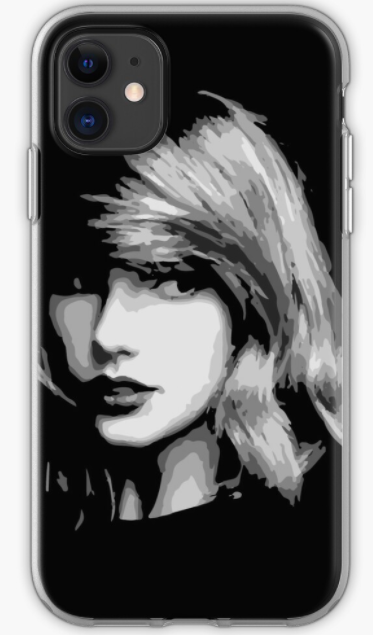Taylor Swift iPhone Case & Back Cover