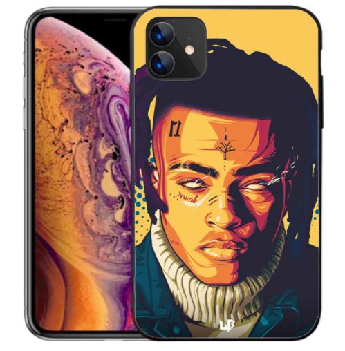 Xxxtentacion iPhone 11 Case Back Cover