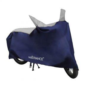 Mototrance Sporty Blue Bike Body Cover