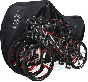 Outdoor  Bicycle Cover For Bike Racks