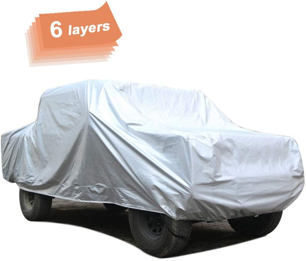 Seazen Truck Cover With Camper Shell