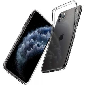 Spigen Liquid Clear Case For Iphone 11 Pro Max