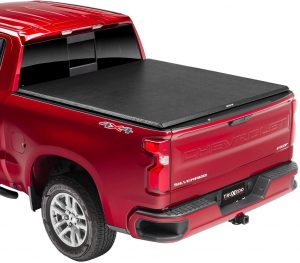 Truxedo Truxport Soft Roll Up Tonneau Truck Bed Cover