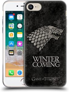 Winter Is Coming Game Of Thrones Iphone Case