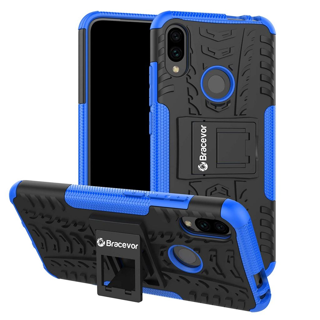 Hybrid Chachi Mobile Back Cover
