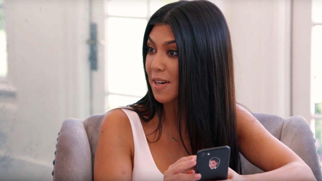 What Phone Case Does Kourtney Kardashian Use