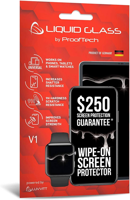 Luvvitt Liquid Glass Screen Protector